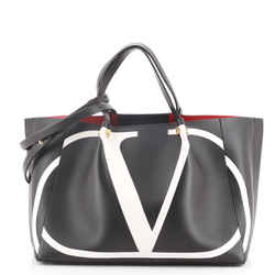 VLogo Escape Tote Leather Medium