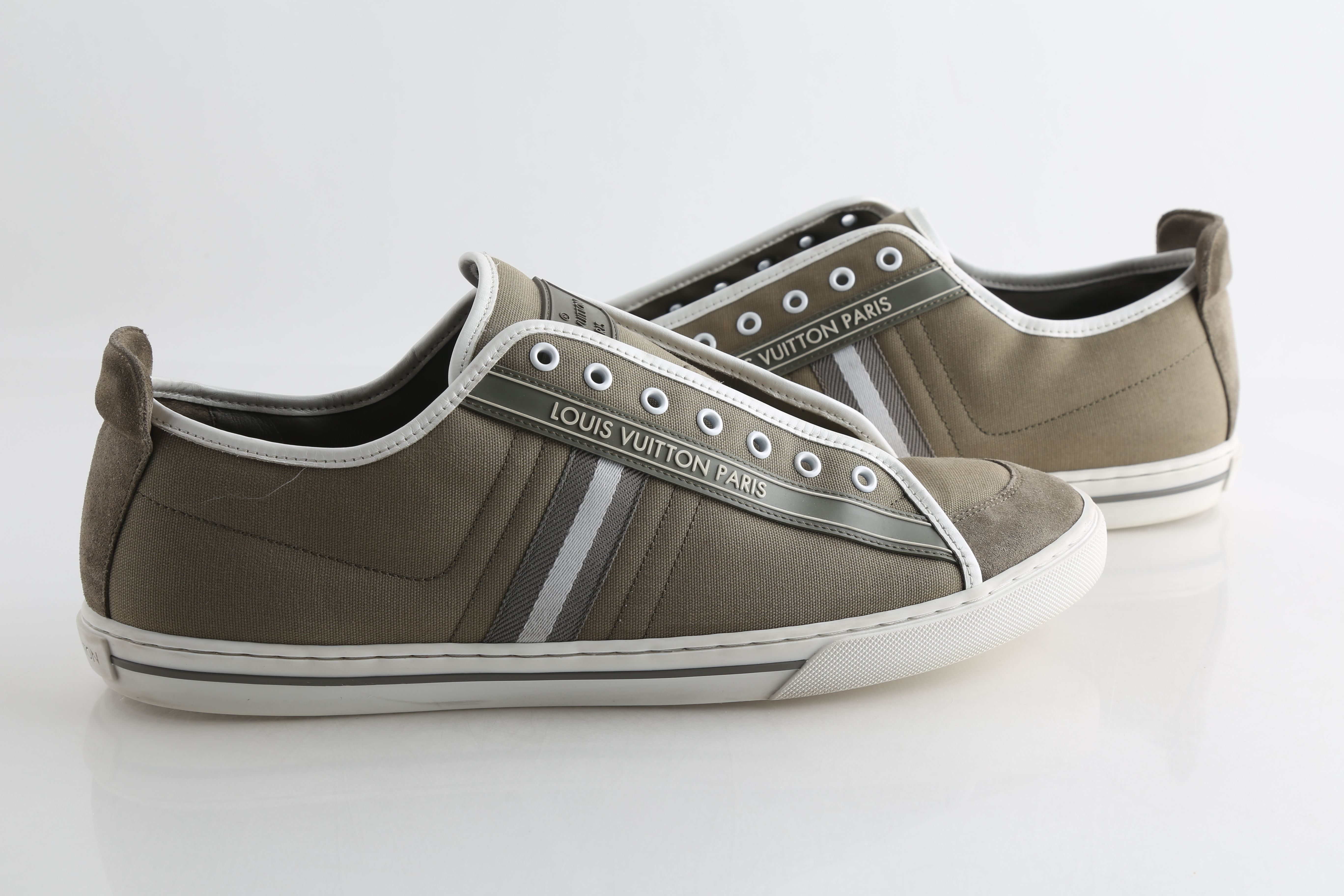 louis vuitton low sneakers