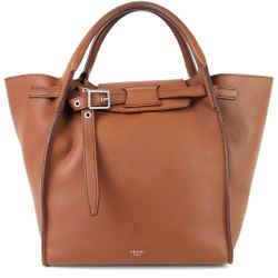 Big Bag Small Smooth Calf Leather Bag