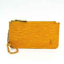 Louis Vuitton Epi Pochette Cle M63809 Epi Leather Coin Purse/coin Case  BF521388