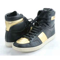 Saint Laurent Court Classic Sl/10h High-top Sneakers