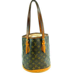 Louis Vuitton Monogram Petite Bucket Marais PM 8LVa99