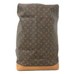 Auth Louis Vuitton Monogram Sack Marine Bandolier 2way Shoulder Bag M41240 Leath