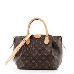 Turenne Handbag Monogram Canvas PM