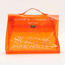 Hermes 1998 Translucent Souvenir De L'Exposition Clear Kelly 6lm32her