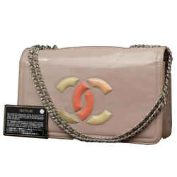 Chanel Lipstick Logo Wallet On Chain 225724