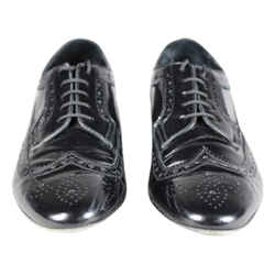 Burberry Mens Leather Brogues Black Formal Shoes Size: 10.5  Regular (m, B)