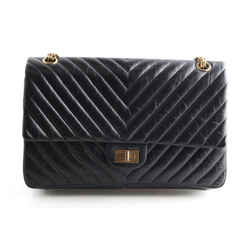 Chanel Crinkled Calfskin Chevron Reissue Flap Bag