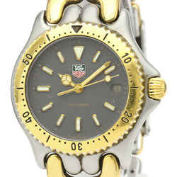 TAG HEUER Sel Professional 200M Gold Plated Steel Ladies Watch S95.213 BF525067