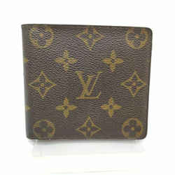 Louis Vuitton Monogram Marco Wallet Florin Slender Bifold Men's 860408