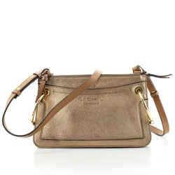 Roy Shoulder Bag Leather Mini