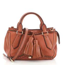Dennet Brogue Satchel Leather Medium
