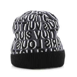 3D Logo Beanie Knit Wool XS