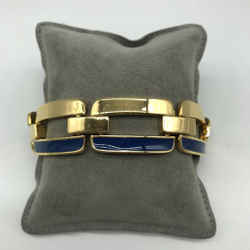 St John Blue Chain Bracelet