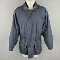 "Navy Detachable Layer 1992 Olympics ""horsey"" Jacket"