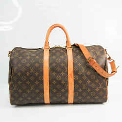 Louis Vuitton Monogram Keepall Bandouliere 45 M41418 Women's Boston Bag BF524051