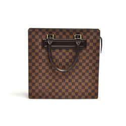 Vintage Louis Vuitton Venice Ebene Damier Canvas Tote Handbag LT714