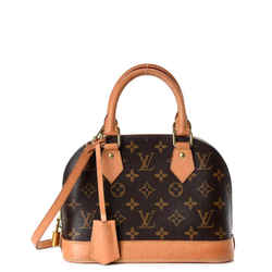 Louis Vuitton Monogram Alma BB with Strap Bandouliere Crossbody 860465