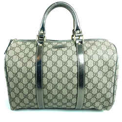 Gucci Supreme Gg Metallic Joy Boston Gg Monogram 27g610