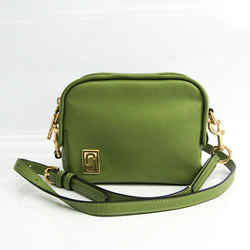 Marc Jacobs The Mini Squeeze M0013620 Women's Leather Shoulder Bag Gree BF520013