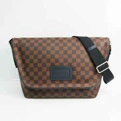 Louis Vuitton Damier Sprinter MM N41254 Men's Shoulder Bag Ebene BF523967