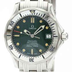 Polished OMEGA Seamaster Professional 300M Jacques Mayol Watch 2553.41 BF516577