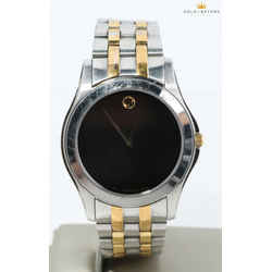 Movado 40mm Museum Watch  01.1.20.1002