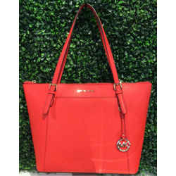 Michael Kors Size Large Red Tote
