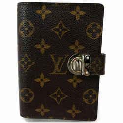 Louis Vuitton Monogram Small Ring Agenda Koala PM Diary Cover 861268