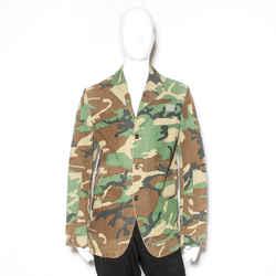 CDG Camouflage Jacket