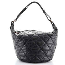 Cloudy Bundle Hobo Quilted Lambskin