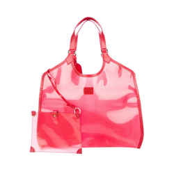 Louis Vuitton Red Epi Baia Plage Lagoon Bay Gm With Pouch 868944