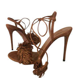 Bnib Aquazzura Wild Thing Sandals Us9.5 Eu39.5