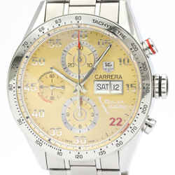 Polished TAG Heuer Carrera Baja California Chronograph Watch CV2A1H BF516210