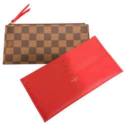 """Louis Vuitton Felicie Inserts Wallet 7.5""""l X 0.01""""w X 3.75""""h"""