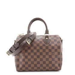 Speedy Bandouliere Bag Damier 25