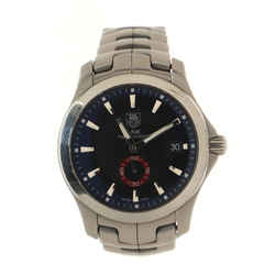 Link Calibre 5 Automatic Watch Stainless Steel 39