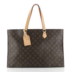 All In Handbag Monogram Canvas PM