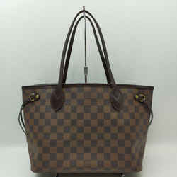 Louis Vuitton Damier Ebene Neverfull PM Tote 862250