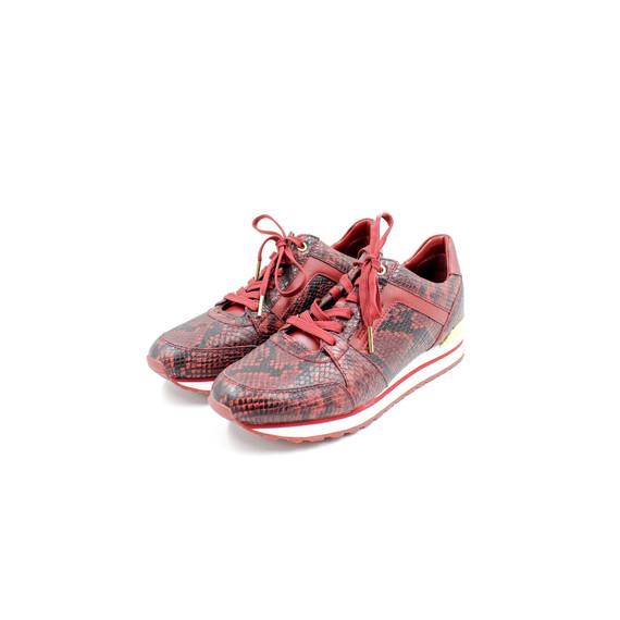 Mk Snakeskin Sneakers