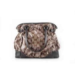 Gucci Gg Crystal Mix Moon Tote Bag