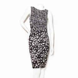 Max Mara Print Dress