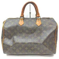 Louis Vuitton Monogram Speedy 35 Boston GM 861702