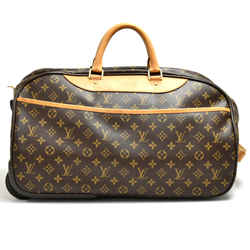 Louis Vuitton Eole 50 Monogram Canvas Travel Rolling Luggage LU008
