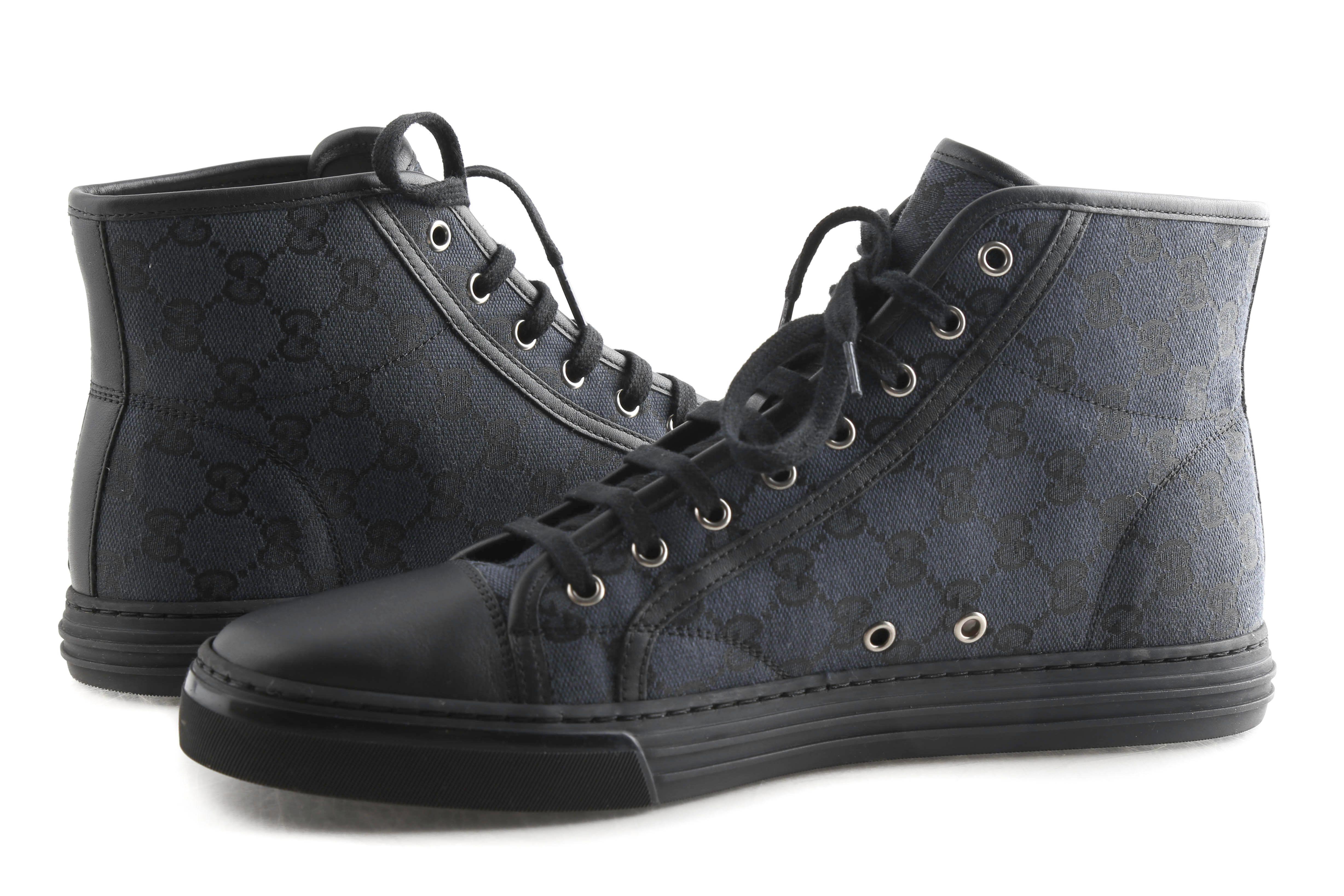 Gucci GG Canvas High Tops | LePrix