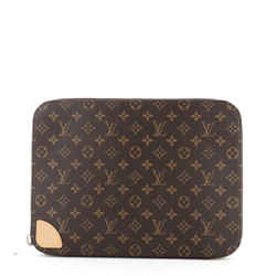 Horizon Laptop Sleeve Monogram Canvas