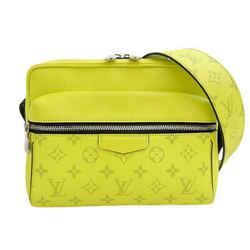 Auth Louis Vuitton Louis Vuitton Taigarama Outdoor Messenger Pm Jeanne M30239 Le