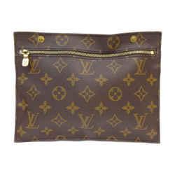 Louis Vuitton Monogram Randonnee Zip Pouch Insert Clutch 863435