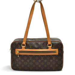 Louis Vuitton Cite GM Monogram Canvas Shoulder Bag LT878