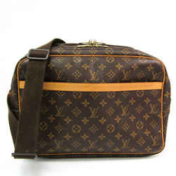 Louis Vuitton Monogram Reporter GM M45252 Unisex Shoulder Bag Monogram BF523265